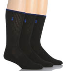 Tech Crew Socks - 3 Pack