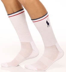 Big Pony Technical Crew Sock 3 Pack