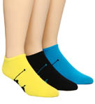 Big Polo Player No Show Socks - 3 Pack