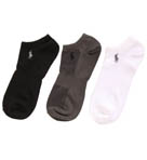 Polo Ralph Lauren Polypropylene Ped Sock with Arch Support 3 Pack 827049