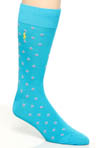 Mercerized Cotton Diamond Socks