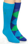 Cotton Argyle Socks - 2 Pack