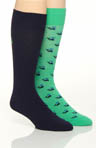 Polo Ralph Lauren Whale Socks - 2 Pack 8971PK
