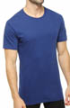 Slim Fit Cotton Crewneck T-Shirts - 3 Pack Image