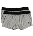 Slim Fit Stretch Trunks - 2 Pack Image