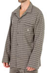 Polo Ralph Lauren Morgan Plaid Flannel Longsleeve Pajama Top P836Z5