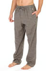 Morgan Plaid Flannel PJ Pants