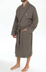 Polo Ralph Lauren Morgan Plaid Flannel Robe P845Z5