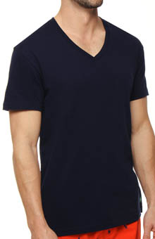 Soft Washed V-Neck T-Shirt
