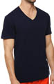 Soft Washed V-Neck T-Shirt Image