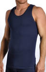 Stretch Cotton Jersey Tank