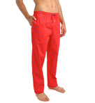 100% Cotton Woven Pajama Pants