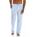 Woven Cotton Pajama Pants