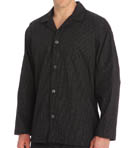 100% Cotton Woven Sleepwear Button Down