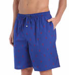Polo Player Woven Sleep Short