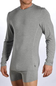 Modal Long Sleeve Crew