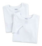 Polo Ralph Lauren Boys Classic Cotton Crew T-Shirt - 2-Pack RK01