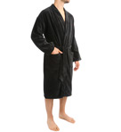100% Cotton French Terry Robe