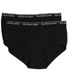 Polo Ralph Lauren 2 Pack Big and Tall Mid Rise Brief RY10