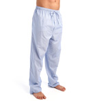 Tall Man Printed Polo Woven Pajama Pant