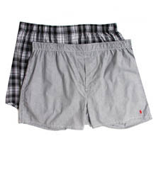 2 Pack Big and Tall Boxers