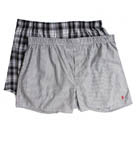 Polo Ralph Lauren 2 Pack Big and Tall Boxers RY38