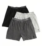 3 Pack Knit Boxer