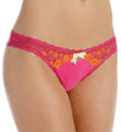 Embroidered Tanga Panty Image