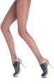 Pretty Polly House of Holland Two-Pack Layered Fishnet Tights HHEQK4
