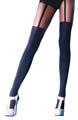 Pretty Polly Mock Suspender Tights PNAKQ2
