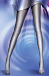 Pretty Polly Printed Highlight Ombre Tights PNAPK3
