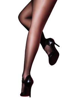 Pretty Polly Curves Nylon Tights PNAPP6