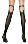 Pretty Polly Pretty Formal Mock Hold Up Tights PNAQF7