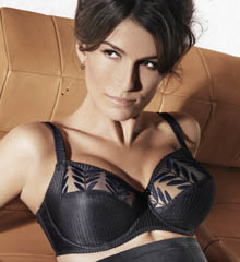 Scala 3 Part Cup Underwire Bra