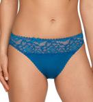 Couture Lace Trim Bikini Panty