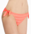Pina Colada Side Tie Swim Bottom Image