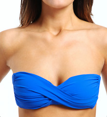 Profile by Gottex Tutti-Frutti Soft Cup Bandeau Swim Top 4091B63