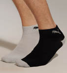 Puma Micro Modal Quarter Top Cushion Socks - 2 Pack P78135