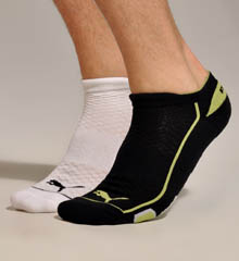 Puma Runner-Select Cushion Socks - 2 Pack