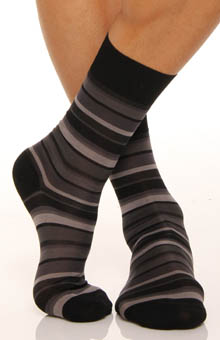 Punto Stripe Sock