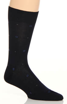 Punto Small Circles Sock