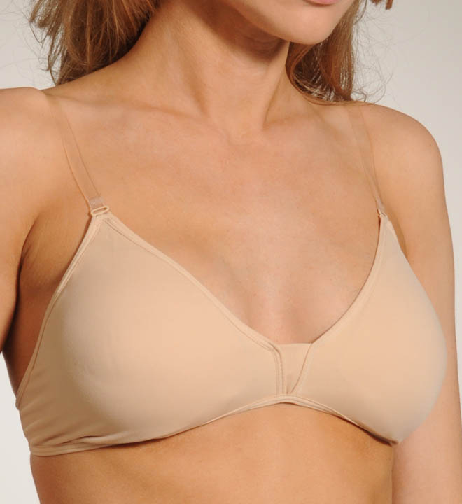 Deep V Dance Bra