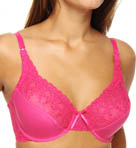 QT Embroidered 2 Part Cup Underwire Nursing Bra 355