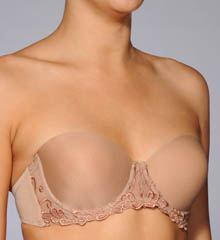 Seamless Convertible Push Up Bra