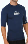 Quiksilver All Time Short Sleeve Rashguard AQYWR0