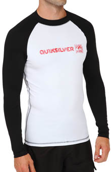 Quiksilver Phaser LS Rash Guard