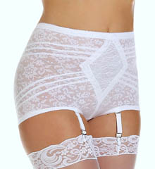 Firm Control Lacette Brief Panty