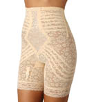 High Waist Long Leg Shaper Girdle Image
