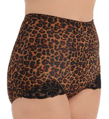Rago Shaper Panty Brief With Lace 919