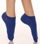 RL Sport Argyle Ped Sock 3 Pair Pack